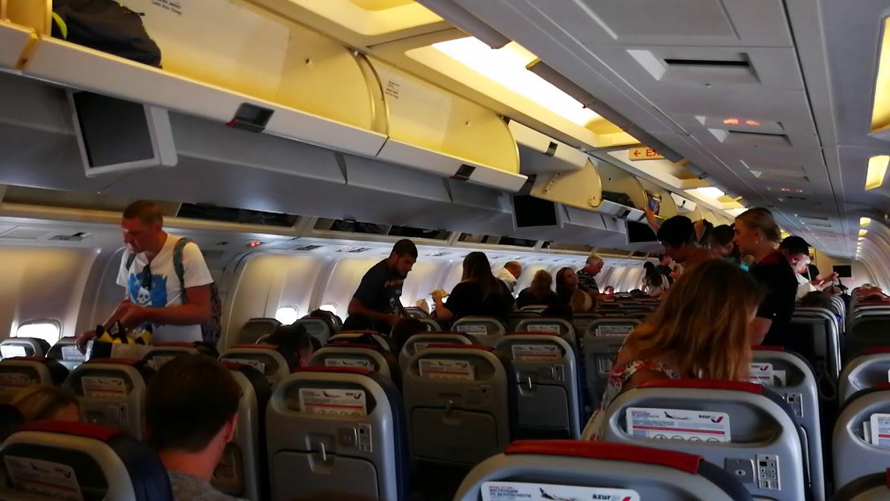 boeing 767 300 схема салона