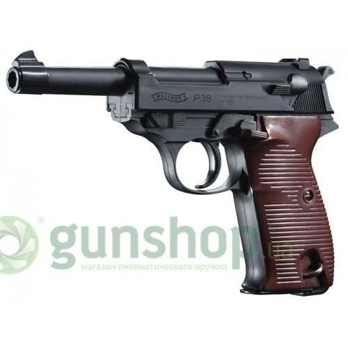 пистолет вальтер п