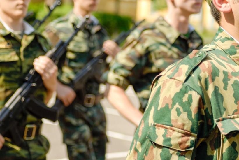 плюсы идти в армию