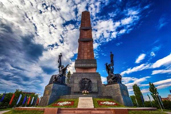памятники отечественной войны