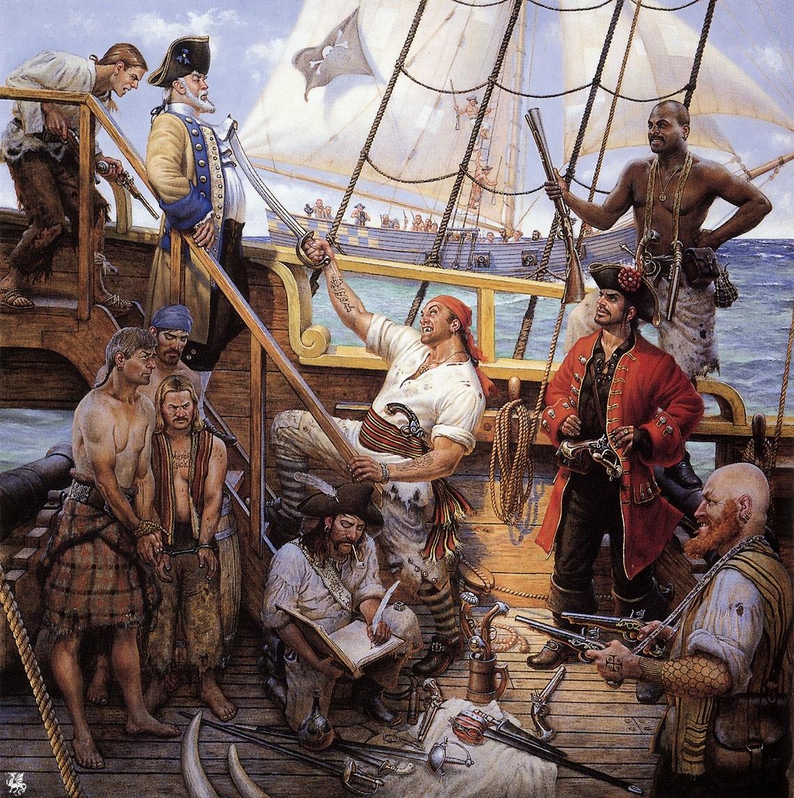 морган пират википедия