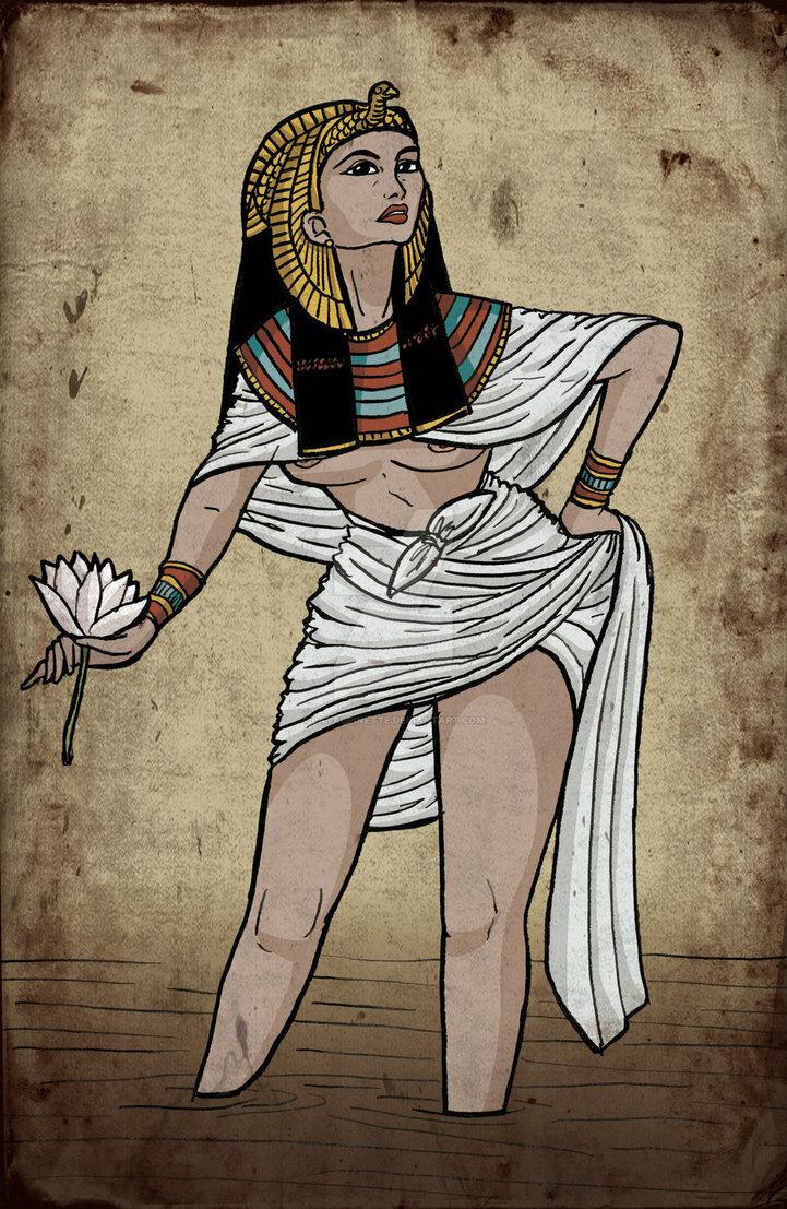 как называлась одежда в древнем египте