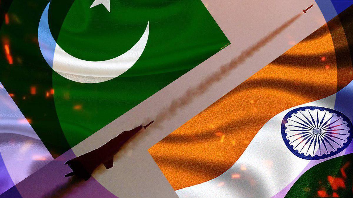 война между индией и пакистаном