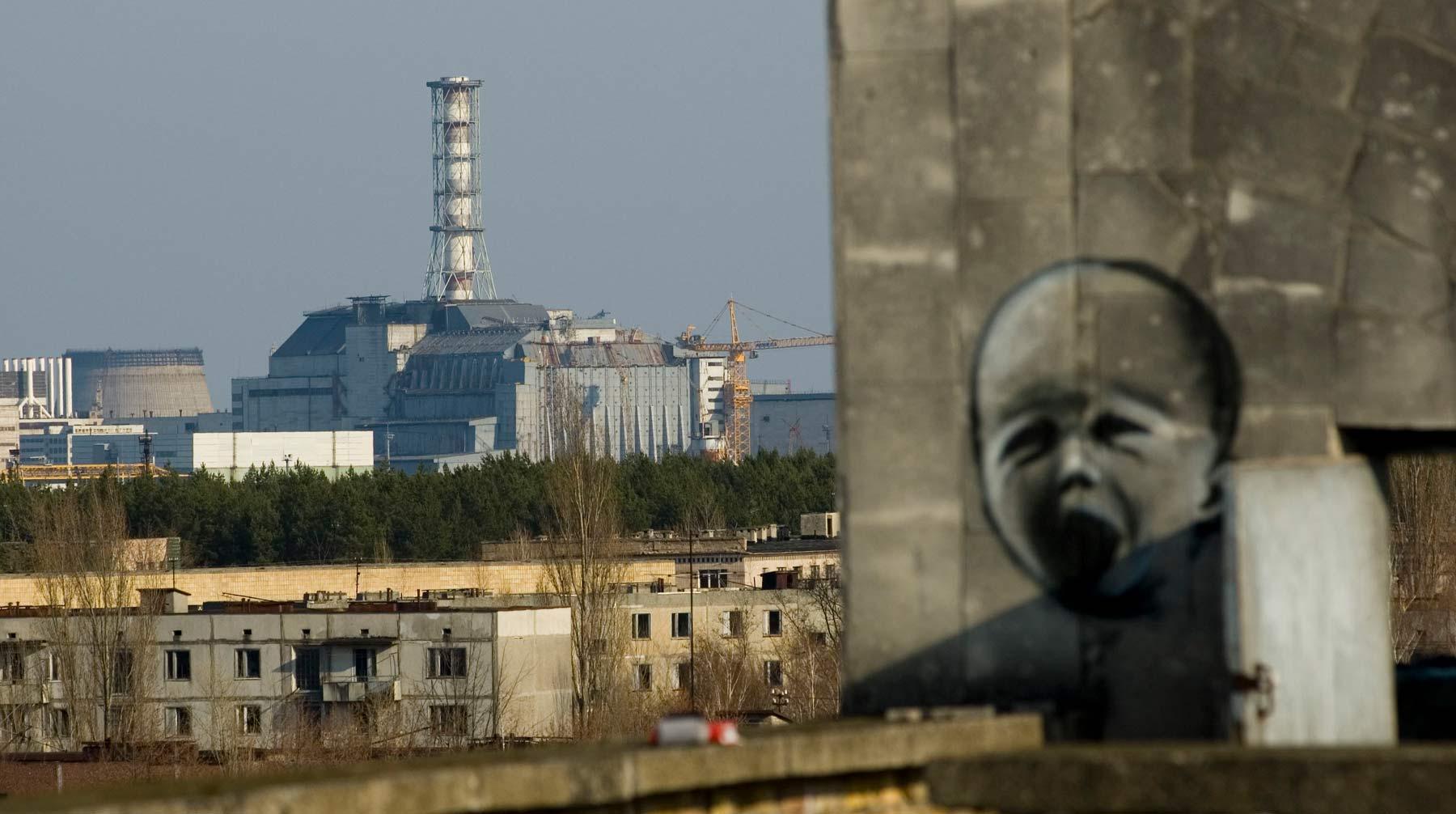 атомная электростанция в чернобыле
