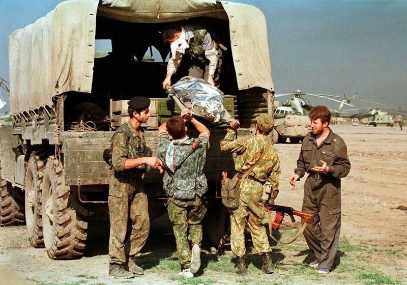 101 бригада вв мвд грозный 1996 год