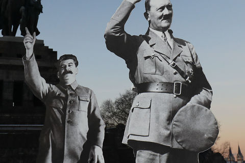 политический режим при сталине