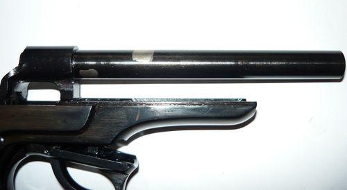 травматический пистолет апс