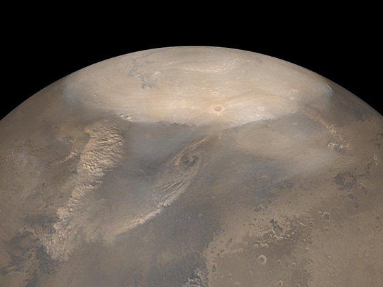 какая по счету планета марс