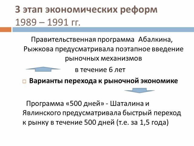 программа 500 дней год