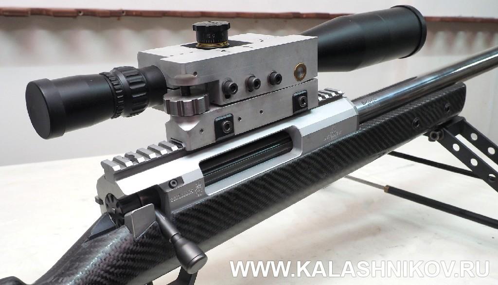 охотничья винтовка лобаева