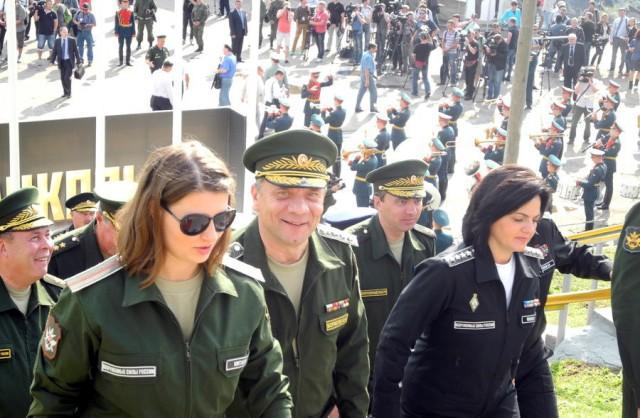 татьяна шевцова зам министра обороны википедия