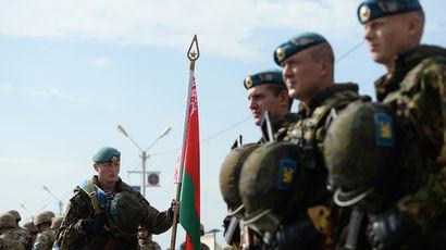численность белорусской армии