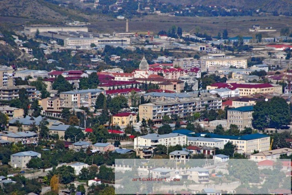 армения город степанакерт