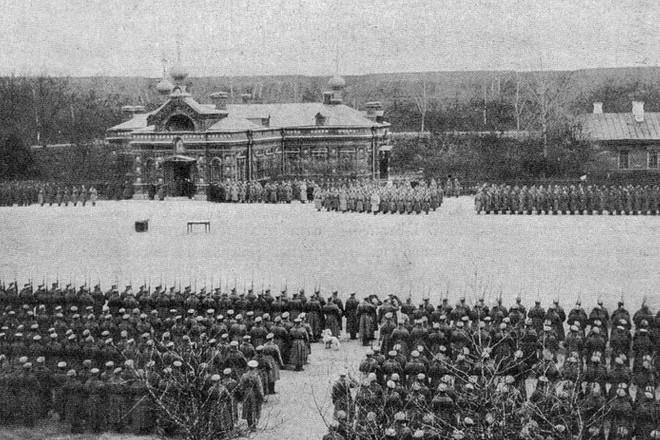 сша в первой мировой войне