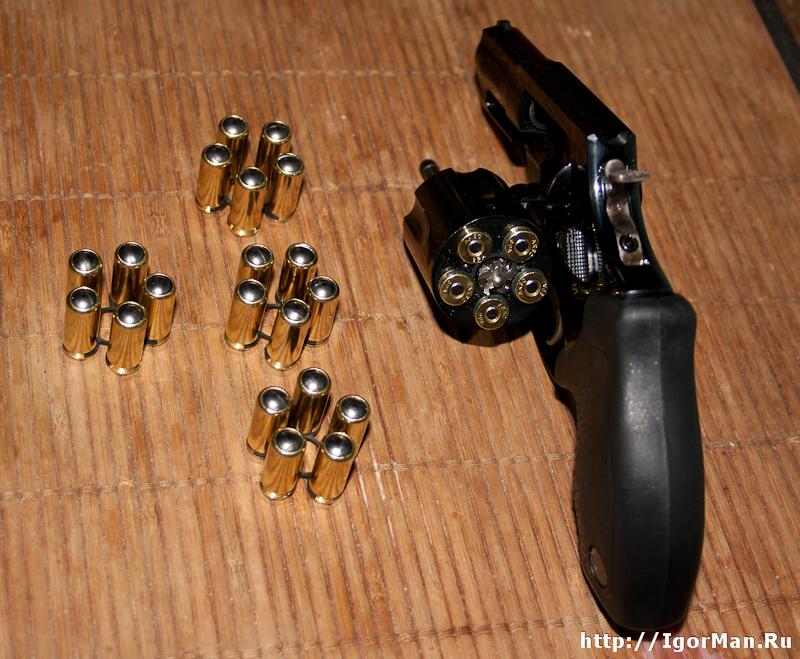 револьвер лом 13