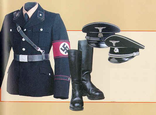 немецкая униформа
