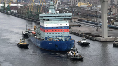 севморпуть корабль