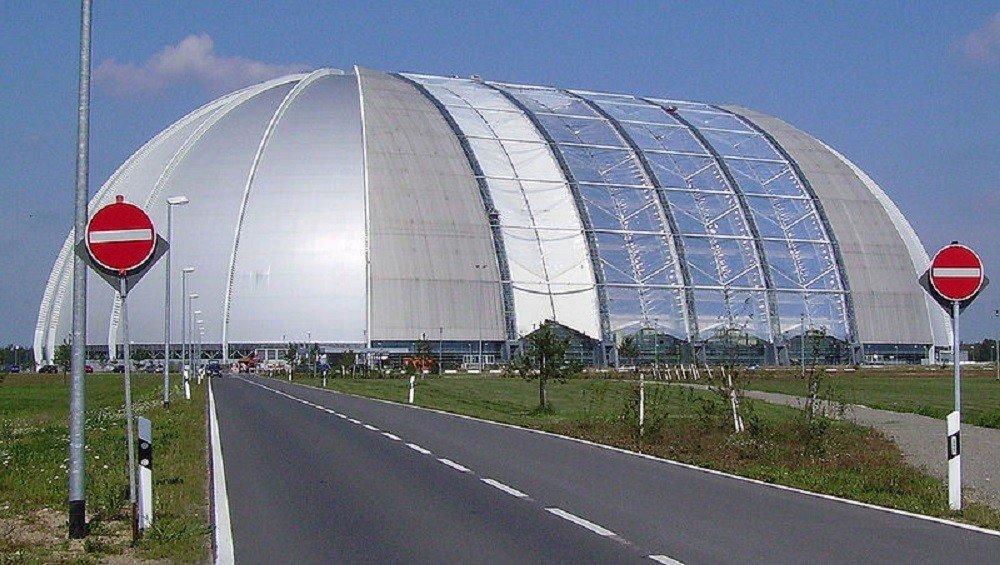 самый большой завод