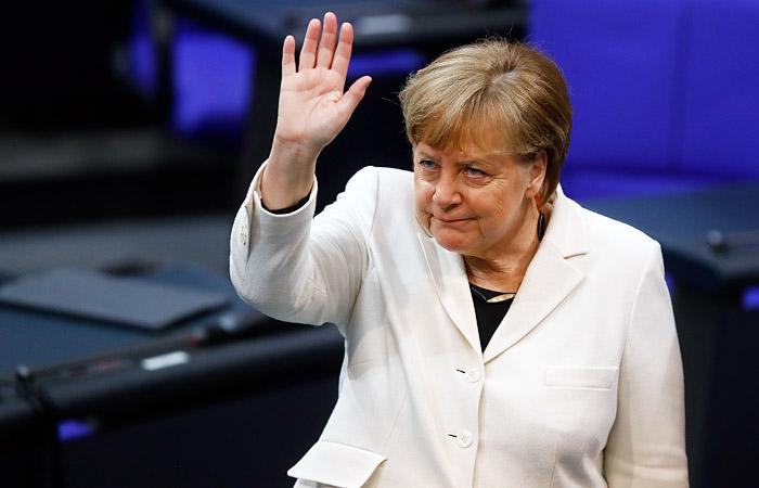 первым канцлером германии был