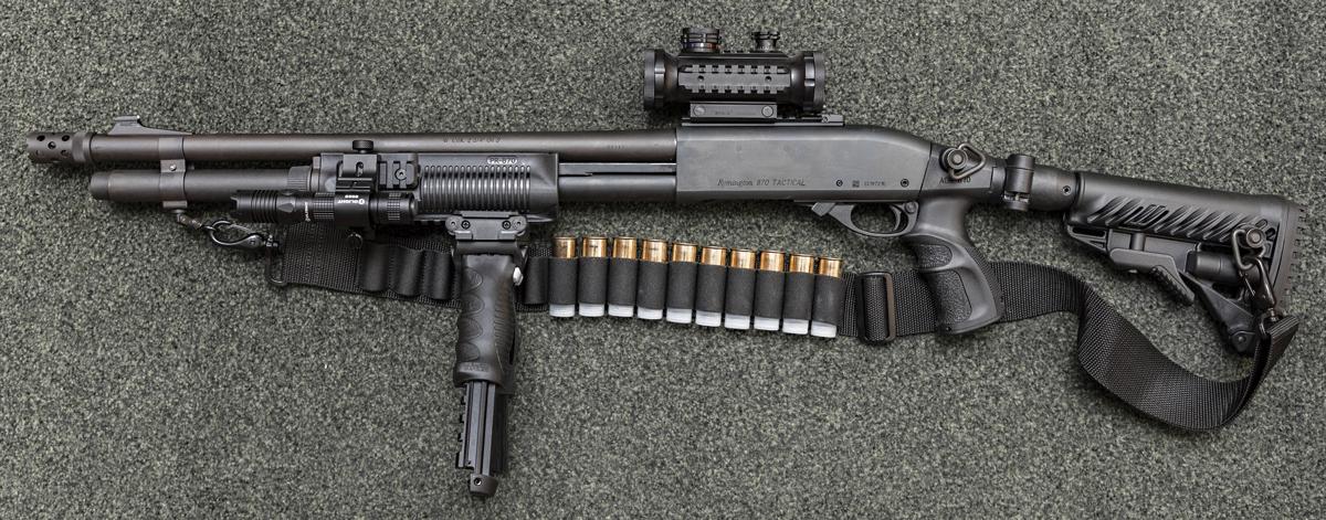 лучшее гладкоствольное оружие для самообороны