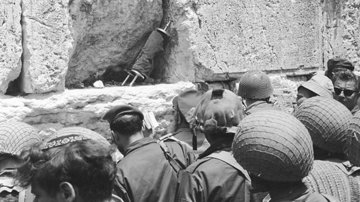 третья арабо израильская война