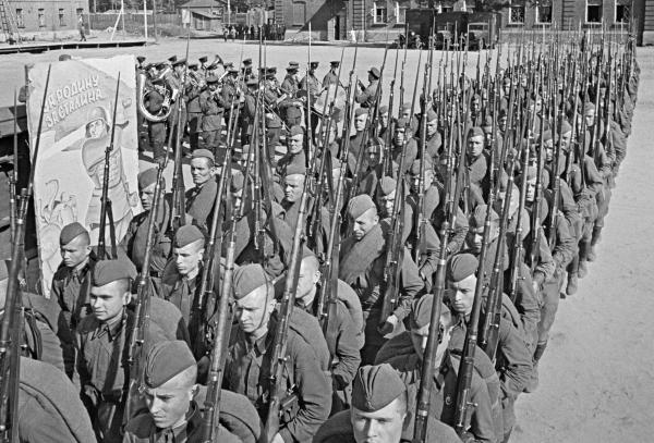 время нападения германии на ссср