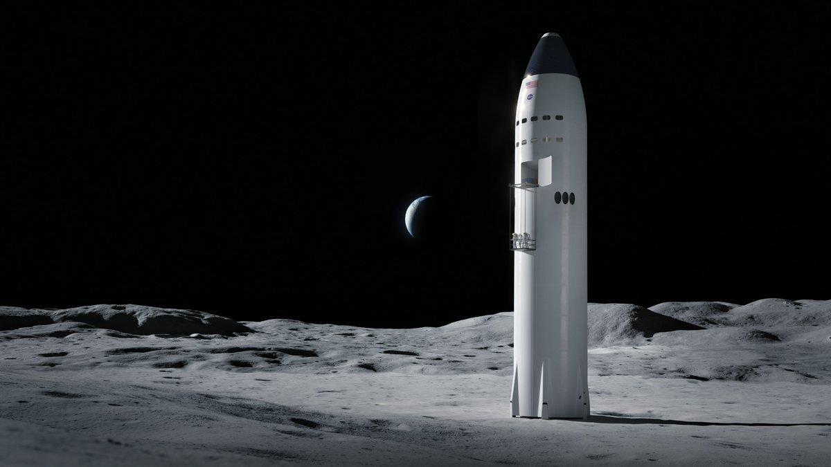 кто летал на луну