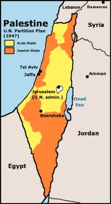 израиль история создания