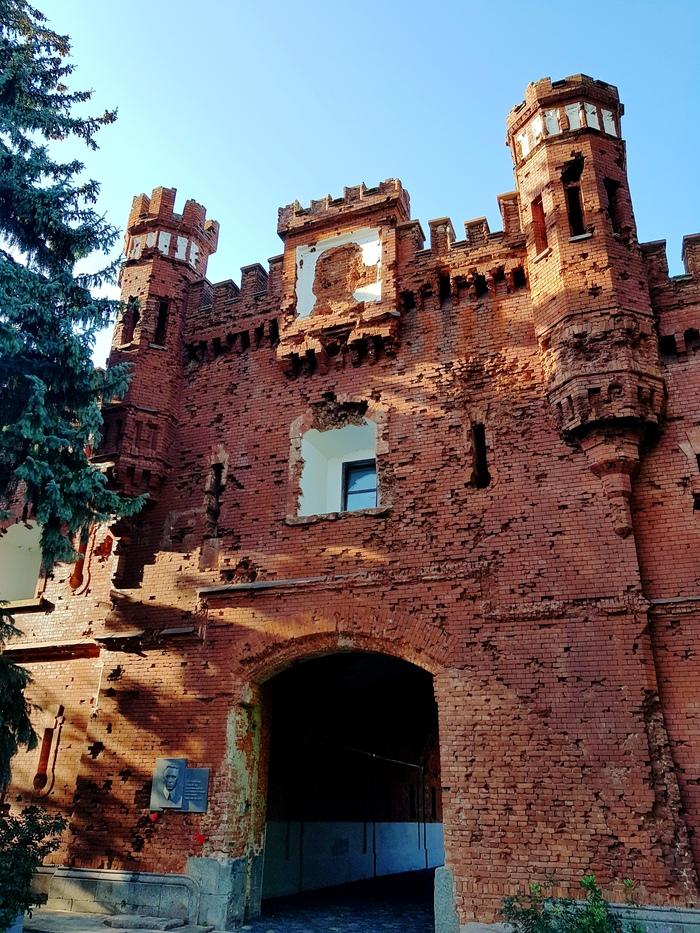 где находится брестская крепость в какой стране