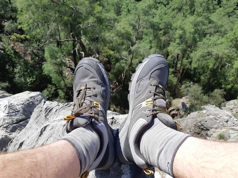 что такое треккинговые ботинки мужские