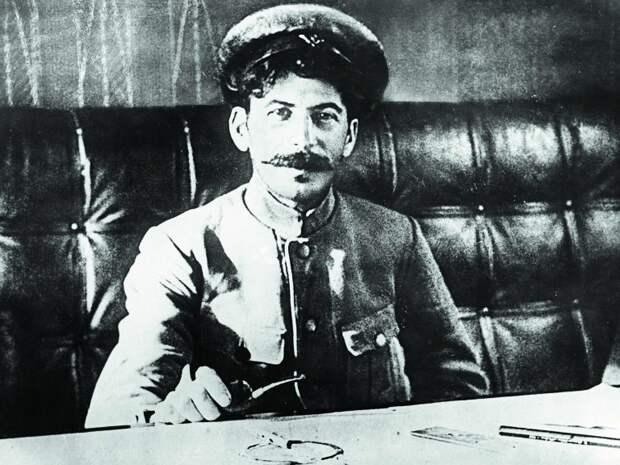 почему сталина звали коба