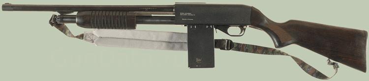 помповое ружье иж 81