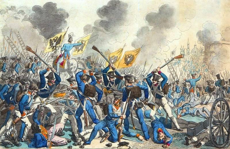 участники польского восстания 1830 1831