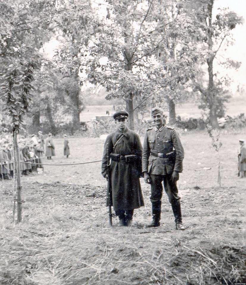 вторжение немецких войск в польшу