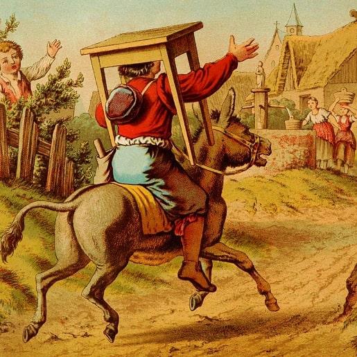 казахский воин