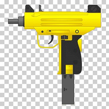 узи пулемет