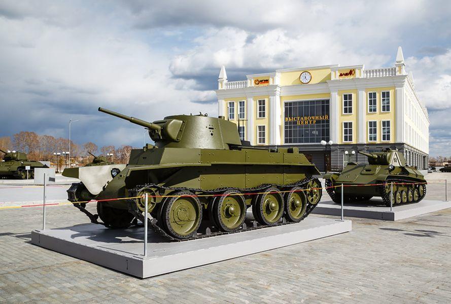 пышма музей военной техники официальный сайт