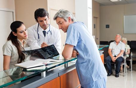 ученые медицины