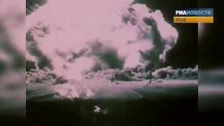 испытание атомной бомбы в ссср
