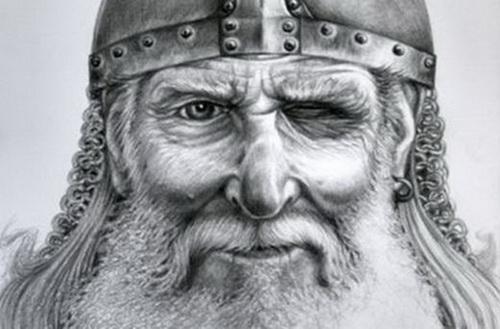 исторический портрет рюрика