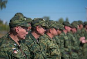 продолжительность военных сборов не может превышать