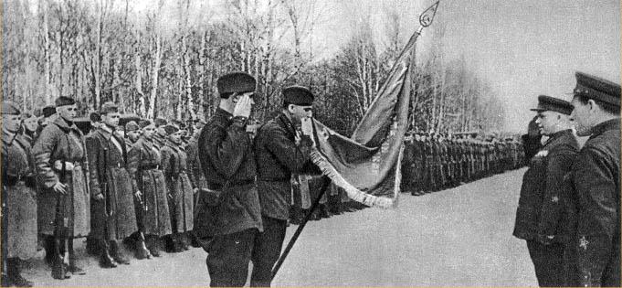 гвардейские полки российской империи