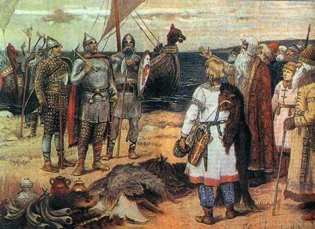 родина викингов