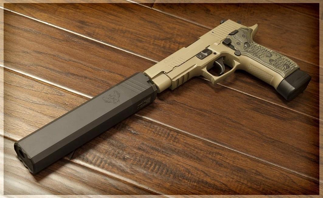 пистолет sig sauer p226
