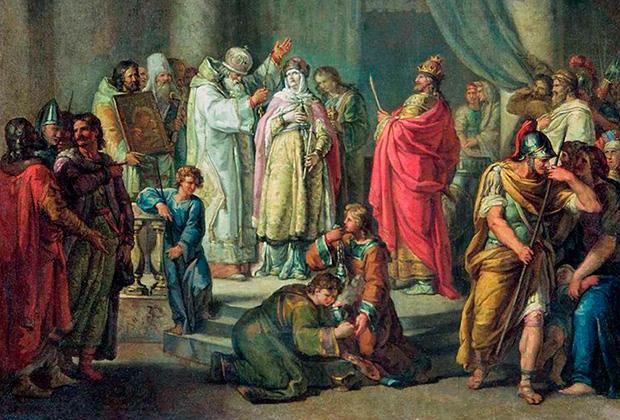 кто был императором византии