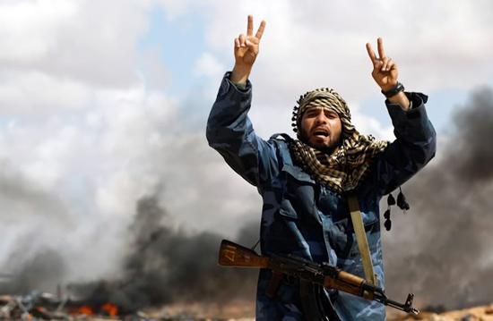 гражданская война в ливии 2011