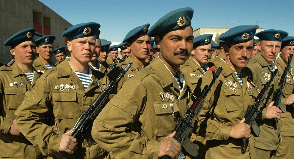 афганская война 2001 2014