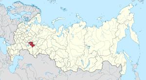 область татарстана