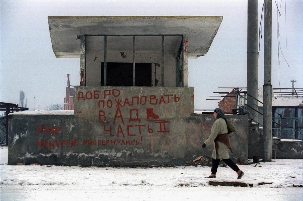 казнь российских солдат в чечне