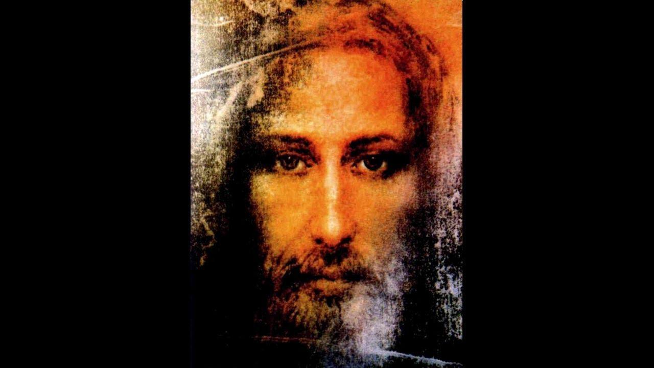 лик христа с туринской плащаницы